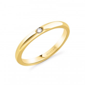 UNITY 18K yellow gold...