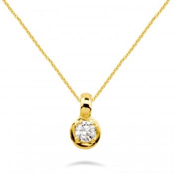 ZAHARA 18K yellow gold...