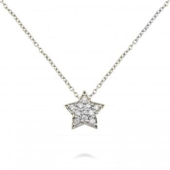 ESTRELLA 18K gold diamond...